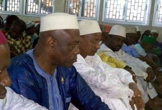 Présence de Damaro à l'inhumation du militant de l'UFDG : «Il n'y a pas eu de négociation», assure Dalein