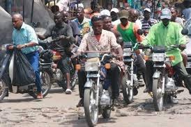 Conakry: Des conducteurs des taxis-moto protestent contre une décision du gouvernement