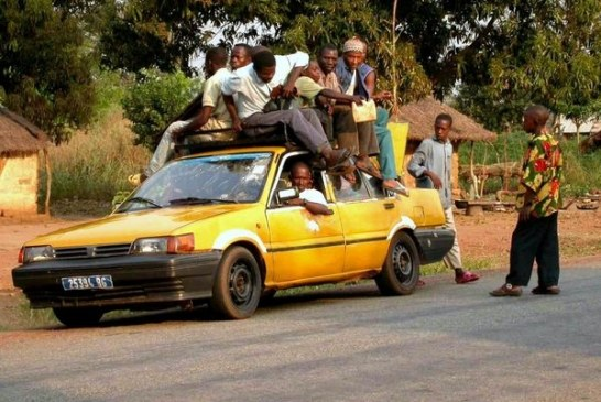 Transport terrestre : la Guinée, pays des paradoxes !