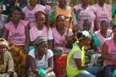 Assainissement-Boké: La Société offre 20 millions GNF aux femmes balayeuses de la Commune Urbaine