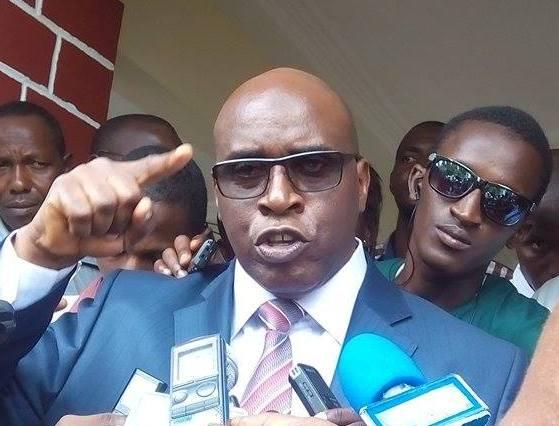 3ème mandat: ''Un faux débat'', selon Fodé Oussou Fofana