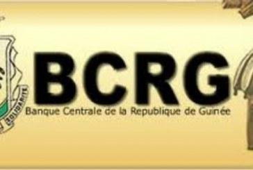 Communiqué de rappel de la BCRG aux opérateurs économiques sur l'exercice des activités de change