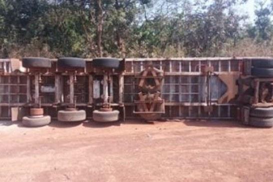 KOUROUSSA : la surcharge et l'excès de vitesse font 12 morts