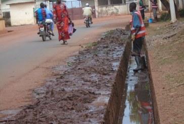 Boké: ''Projet filets Sociaux Productifs'', véritable source d'assainissement de la ville