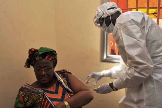 Ebola : des problèmes de santé chez trois survivants sur quatre en Guinée