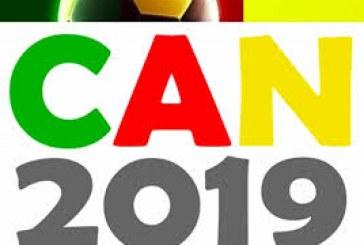 CAN 2019 : La CAF annonce la date du tirage au sort