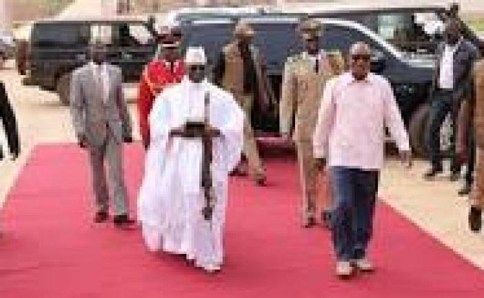 Yaya Jammet avant de quitter la Gambie : '' Alpha Condé m'a soutenu…''
