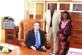 EDG : Abdenbi ATTOU prend les commandes de l'administration générale