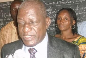 Le nouveau ministre Ibrahima Kalil KONATE du pré-universitaire décline ses priorités