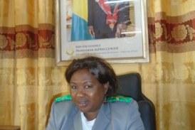 Boké: « Les perspectives pour l'année 2017, sont porteuses d'espoirs en faveur de nos administrés… », Mme le sous-préfet de Kamsar
