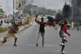 Conakry : Nouvelle journée des violences sur l'axe Hamdallaye-Bambéto-Cosa