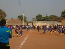 Sports-Boké: la 1ère édition du tournoi dédié au préfet lancée par le Gouverneur de Région