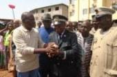 Humanitaire-Boké: EPC-Guinée offre 15 motos tricycles au Gouvernorat