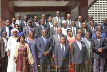 Conseil ministériel: baptême du feu pour les 3 nouveaux ministres