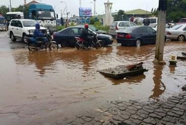 Conakry : Les premières pluies commencent à faire des victimes