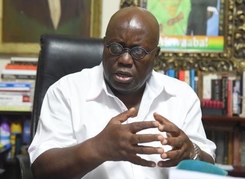 Ghana: un gouvernement de 110 ministres