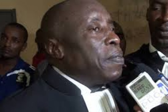 Me Paul Yomba KOUROUMA dénonce les conditions de détention de son client Toumba DIAKITE
