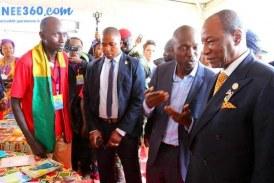 Lancement des activités de «Conakry Capitale mondiale du Livre»