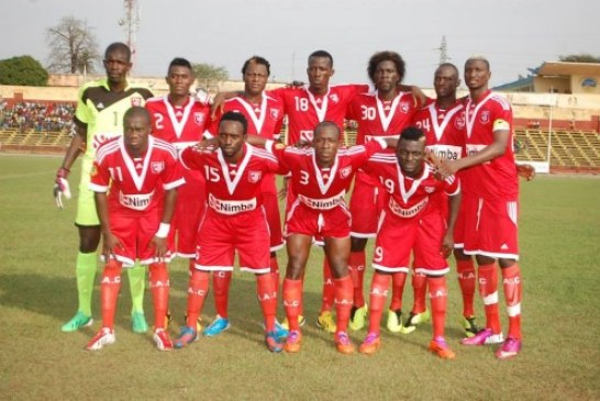 Coupe de la CAF : le Horoya tombe sur des grosses pointures