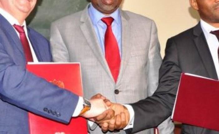 Coopération Guineo-Russe : un important accord sur la santé signé entre les officiels des deux pays