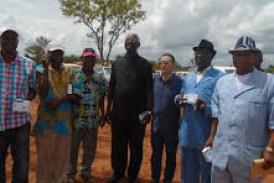 Humanitaire-Boké: La SMB offre 84 têtes de bœufs aux communautés de ses zones d'opération