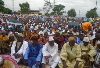 Religion-Boké: Le préfet offre un dîner