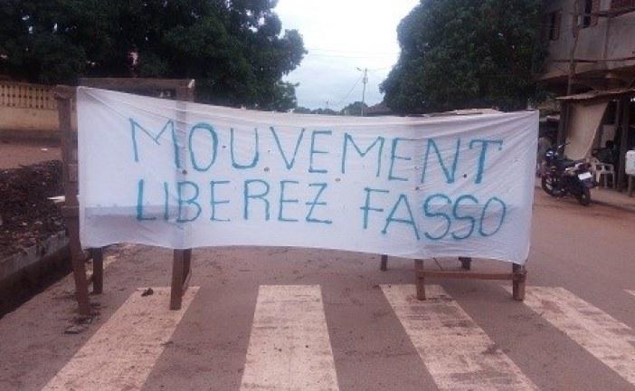 Kankan: Le Mouvement ''Faso Libéré'' se dresse contre l'insalubrité de la ville!