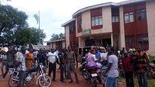 Kankan : La manifestation des jeunes du quartier Kankan Koura  prend une autre tournure !