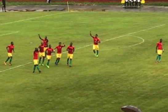 CHAN 2018 : le Syli local écrase le Sénégal  5-0  et se qualifie