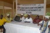 Boké: Ouverture d'un atelier de formation des agents recenseurs et lancement du recensement des artisans de la Région