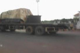 Boké: Les03 groupes enfin arrivés, les manifestants lèvent enfin les barrages