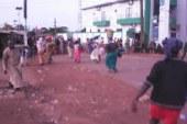 Boké: Les femmes en joie à l'arrivée des trois (03) groupes