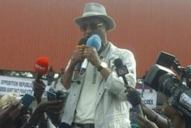 ''Mercredi prochain nous allons faire une marche plus importante'', promet Cellou Dalein Diallo