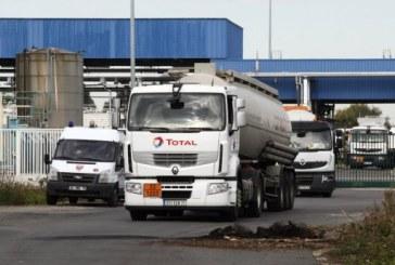 Grève des transporteurs aux hydrocarbures : les quatre revendications des grévistes