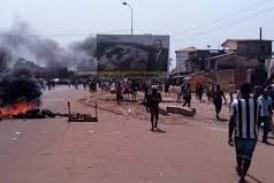 Boké: ''Un mort et une vingtaine de blessés dans la journée du jeudi 14 septembre 2017'' (service des urgences)