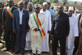 Boké: Le 59ème anniversaire de l'indépendance nationale célébré, les autorités appellent à l'unité d'action et à la lutte contre les fauteurs de troubles''