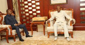 Umaro Embalo et Alpha: Diallo Sadaka, pivot du rapprochement