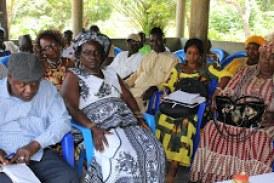 Boké: Guinée44 pour renforcer les capacités des femmes de la CR de Kolaboui sur les techniques de transformation des produits agricoles locaux