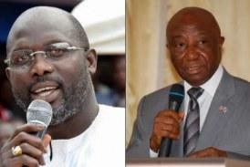 Liberia: vers un second tour entre George Weah et Joseph Boakai