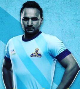 mvp player of pro kabaddi season 2
