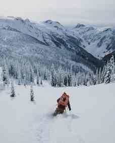 Séminaire freeride Alpes