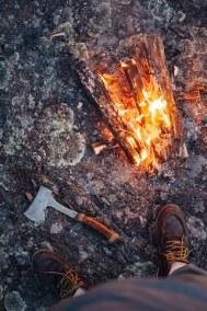 Sémainre survie forêt