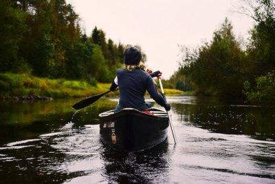 Séminaire nature en canoë