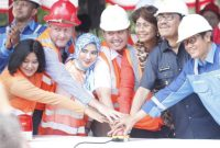PLN Groundbreaking PLTP Tulehu Dongkrak Pemanfaatan EBT