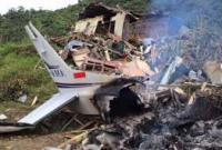 Helikopter Airfast Bantu Evakuasi Korban Pesawat AMA