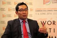 Ridwan Kamil akan Duplikasi Bandung ke Jabar