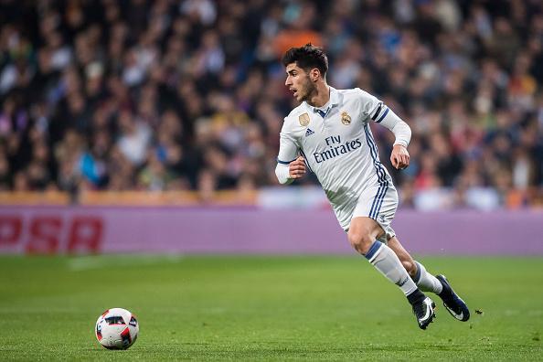 Asensio Ingin Jadi Bintang Real Madrid