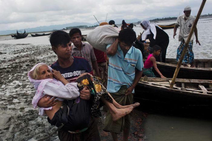 Amnesty International Tuding Aung San Suu Kyi Tutup Mata Soal Rohingya