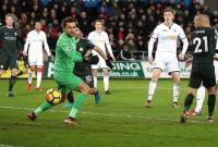 City Hajar Swansea Empat Gol Tanpa Balas