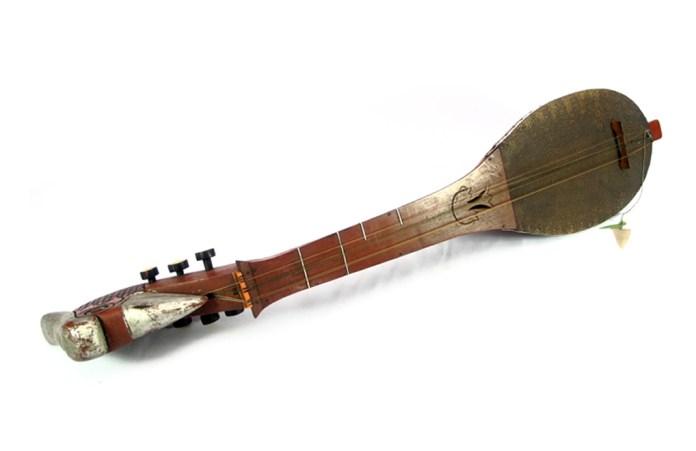 gambar alat musik tradisional panting